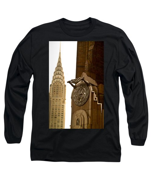 General Electric Building 1 Long Sleeve T-Shirt