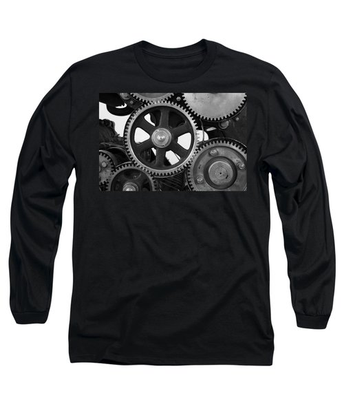 Gear Drive Long Sleeve T-Shirt