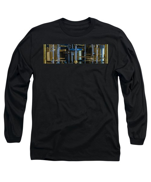 Gear Head Long Sleeve T-Shirt