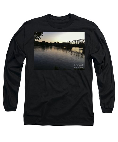 Geese Going Places Long Sleeve T-Shirt