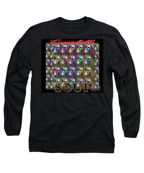 Generation Blu - The New Campbell Soup Long Sleeve T-Shirt