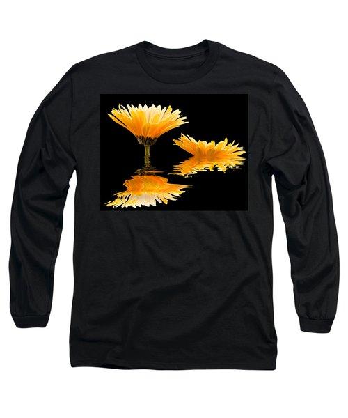 Gerbera Reflection Long Sleeve T-Shirt