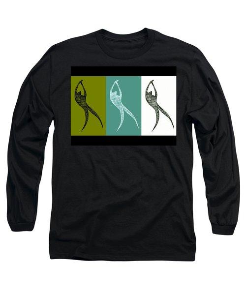 Get Moving Long Sleeve T-Shirt