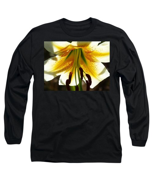 Getting Intimate Long Sleeve T-Shirt