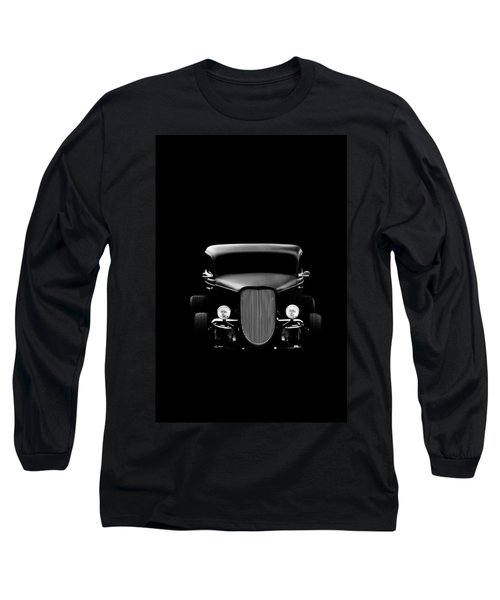 Vintage Long Sleeve T-Shirt featuring the photograph Ghost Of '36 by Aaron Berg