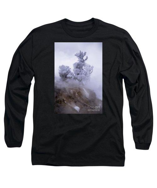 Ghost Tree Long Sleeve T-Shirt