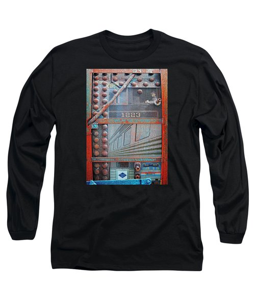 Ghosts Of The Railroad Long Sleeve T-Shirt