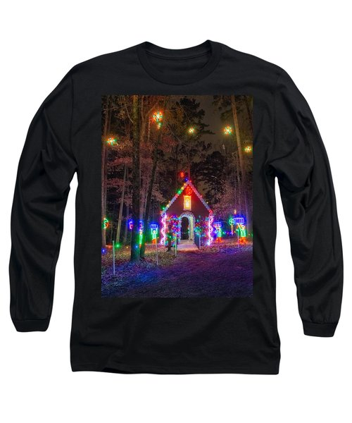 Ginger Bread House Long Sleeve T-Shirt