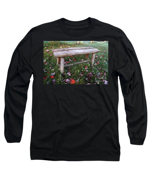 Ginny's Bench Long Sleeve T-Shirt