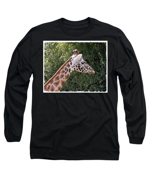 Giraffe 01 Long Sleeve T-Shirt
