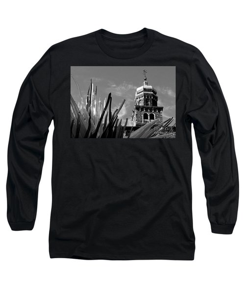 Glass And Brick Long Sleeve T-Shirt