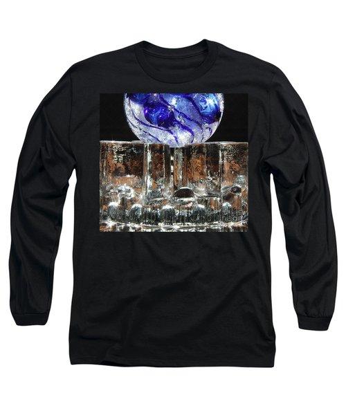 Glass On Glass Long Sleeve T-Shirt