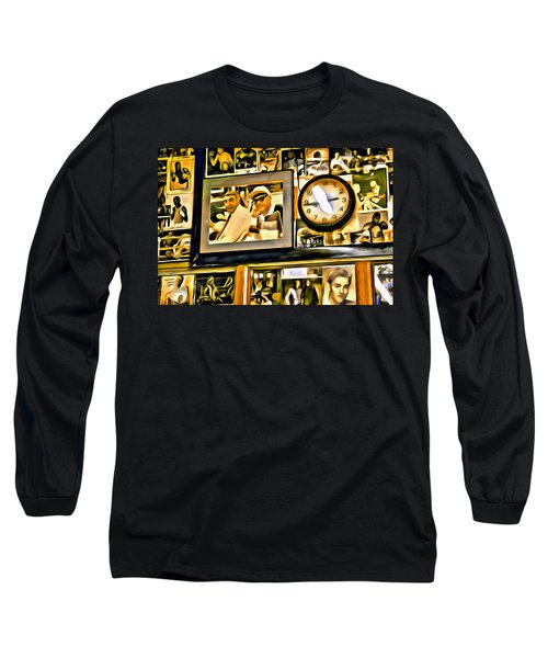Gleasons Wall Long Sleeve T-Shirt