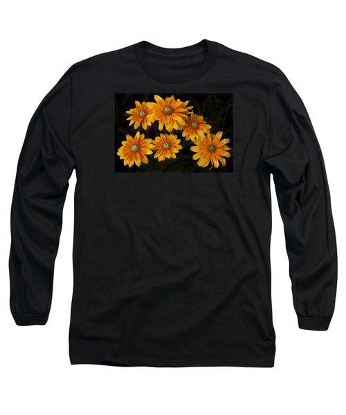 Gloriosa Long Sleeve T-Shirt by Morris  McClung