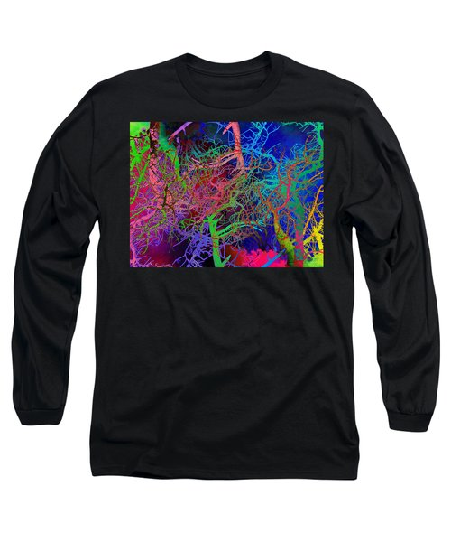 Glorious Bare Trees Long Sleeve T-Shirt