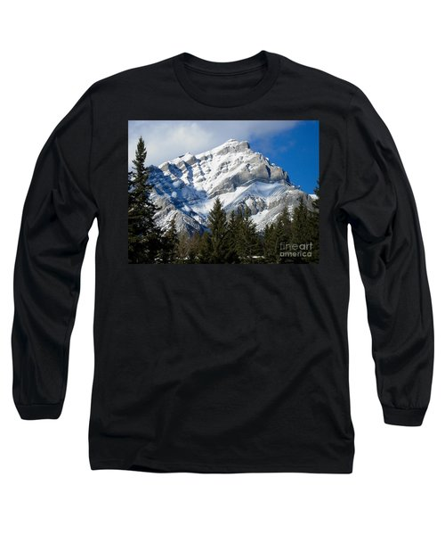 Glorious Rockies Long Sleeve T-Shirt by Bianca Nadeau