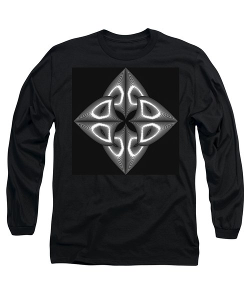 Glow In Darkness Long Sleeve T-Shirt