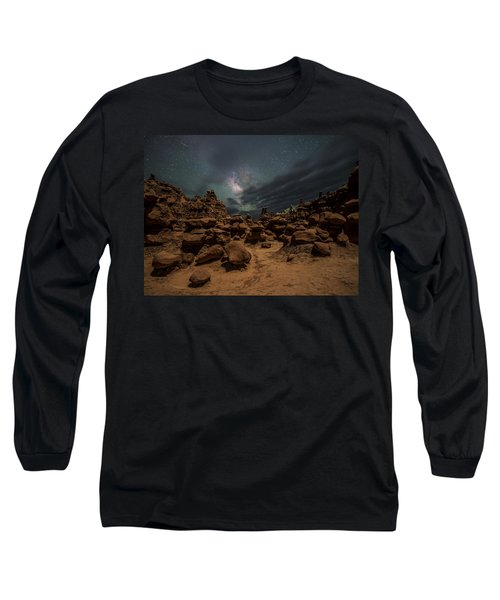 Goblins Realm Long Sleeve T-Shirt