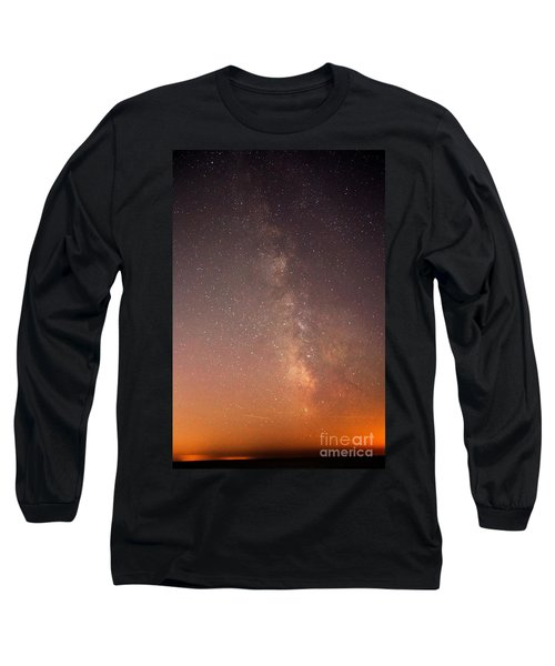 Long Sleeve T-Shirt featuring the photograph God Did This by Robert Pearson