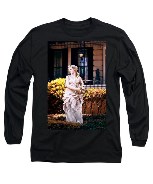 Goddess Of The South Long Sleeve T-Shirt
