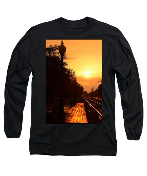 Golden Age Of Rails Long Sleeve T-Shirt