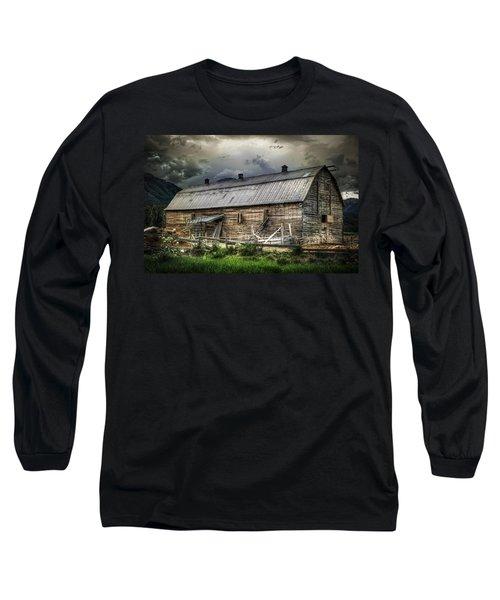 Golden Barn Long Sleeve T-Shirt