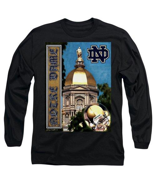 Golden Dome Long Sleeve T-Shirt