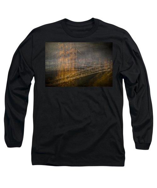Golden Gate Chaos Long Sleeve T-Shirt
