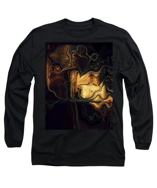 Golden Glory Long Sleeve T-Shirt