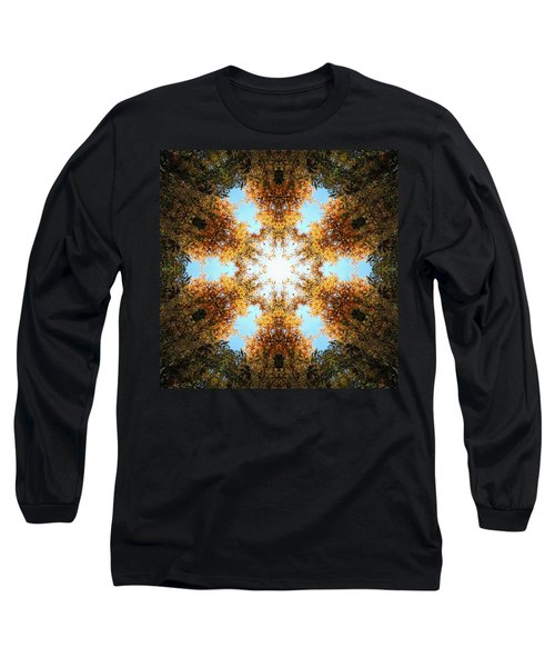 Golden Shimmer K2 Long Sleeve T-Shirt