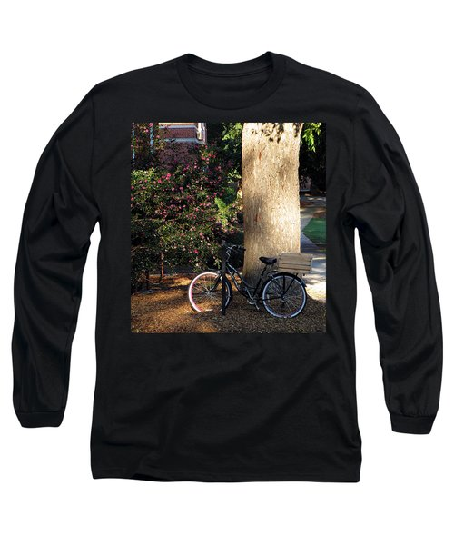 Gone To Class Long Sleeve T-Shirt by Greg Simmons