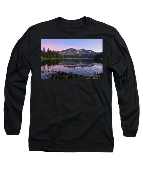 Good Morning Irwin Long Sleeve T-Shirt