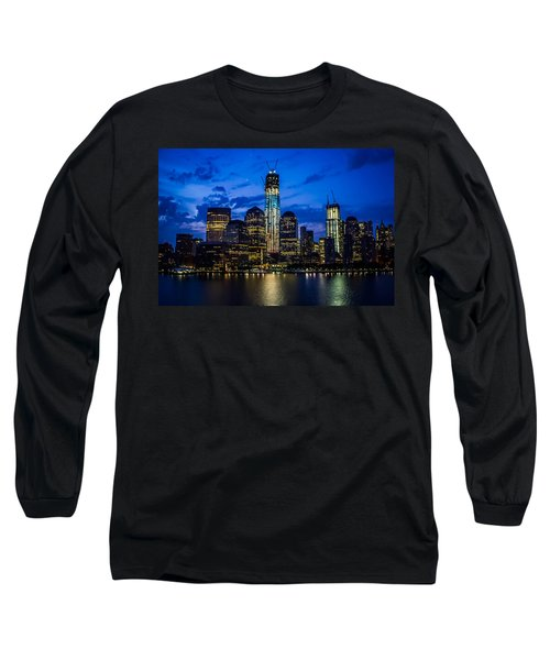 Good Night, New York Long Sleeve T-Shirt