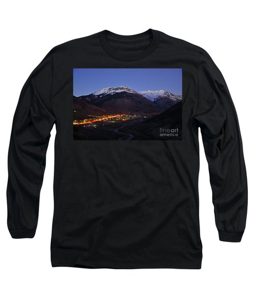 Goodnight Silverton Long Sleeve T-Shirt
