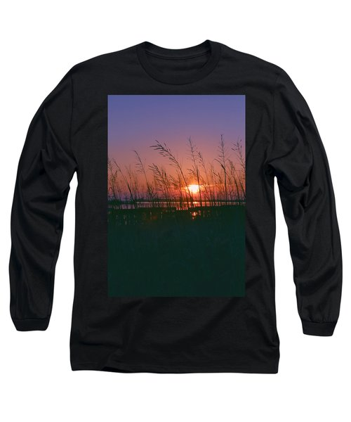 Goodnight Sun Long Sleeve T-Shirt