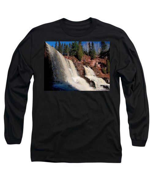 Gooseberry Falls Long Sleeve T-Shirt