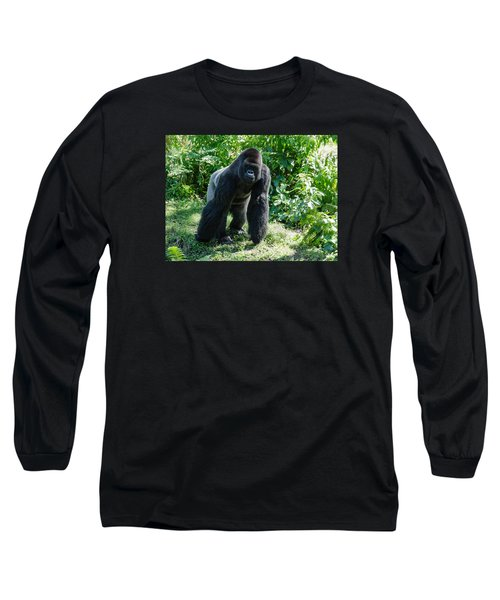 Gorilla In The Midst Long Sleeve T-Shirt