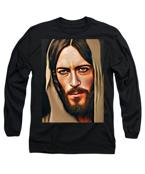 Got Jesus? Long Sleeve T-Shirt by Karen Showell