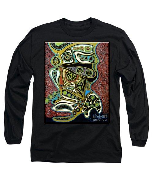 Grain De Folie.. Long Sleeve T-Shirt