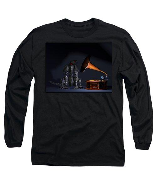 Grammaphone Long Sleeve T-Shirt