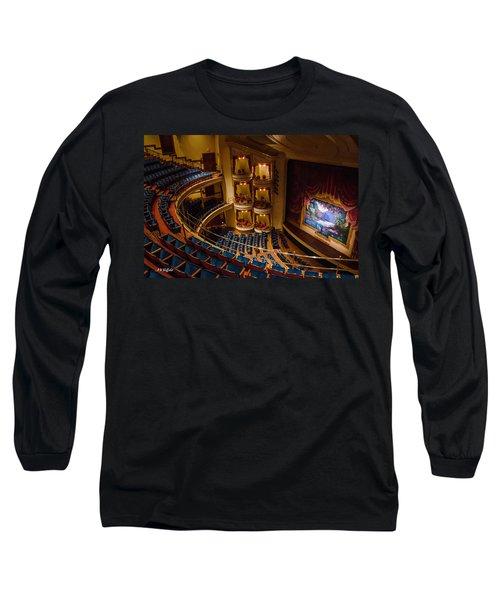 Grand 1894 Opera House - Galveston Long Sleeve T-Shirt