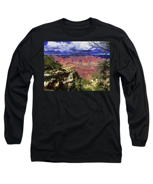 Long Sleeve T-Shirt featuring the photograph Grand Canyon by Craig T Burgwardt