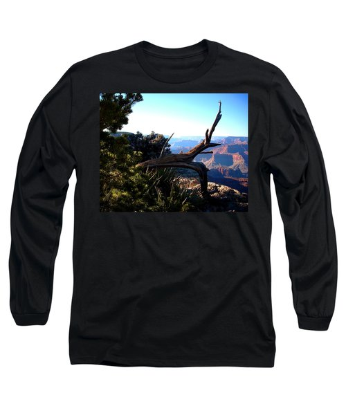Grand Canyon Dead Tree Long Sleeve T-Shirt