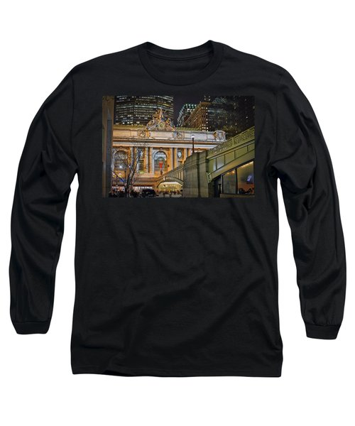 Grand Central Nocturnal Long Sleeve T-Shirt