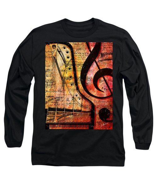 Grand Fathers Long Sleeve T-Shirt by Gary Bodnar