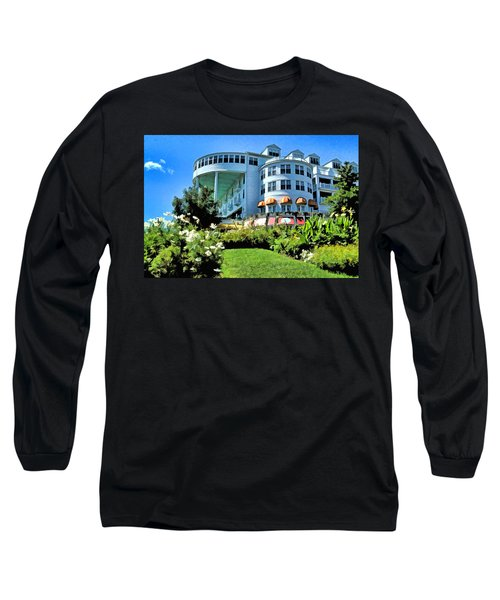 Grand Hotel - Image 002 Long Sleeve T-Shirt