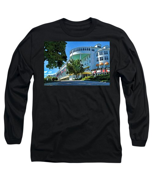 Grand Hotel - Image 003 Long Sleeve T-Shirt