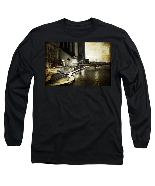 Grand Rapids Grand River Long Sleeve T-Shirt