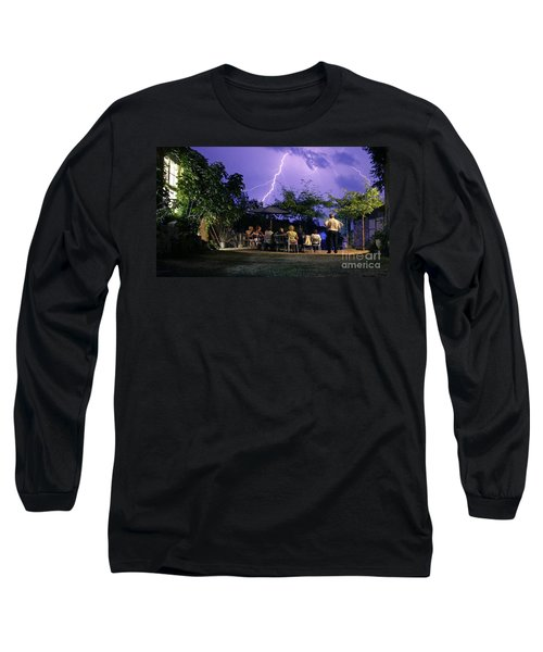Grand Theatre Of Nature Long Sleeve T-Shirt