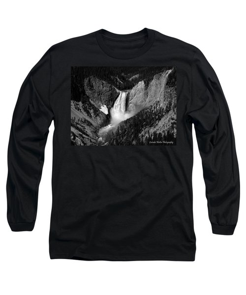 Long Sleeve T-Shirt featuring the photograph Grandeur by Lucinda Walter